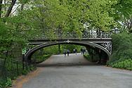 Bridge No.24 over the bridle path in Central Park