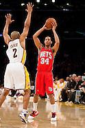 Lakers vs Nets 11-29-09