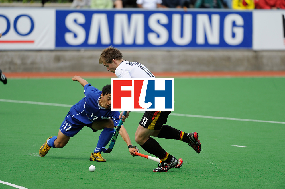 2009 CT Men- Germany v.Korea