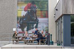 De Smet Stefaan, Meurrens Inge, Van Steen Kris, Schepers Boudewijn, Wuyts Bart<br /> Ronde tafel gesprek BWP verervers<br /> Oud Heverlee 2020<br /> © Hippo Foto - Dirk Caremans<br /> 24/07/2020
