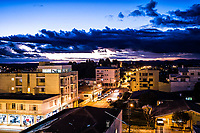 Vista da cidade. Campos Novos, Santa Catarina, Brasil. / <br /> City view. Campos Novos, Santa Catarina, Brazil.