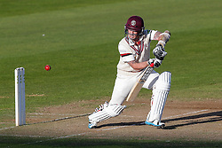 Luke Ronchi of Somerset in action - Mandatory byline: Rogan Thomson/JMP - 07966 386802 - 22/09/2015 - CRICKET - The County Ground - Taunton, England - Somerset v Warwickshire - Day 1 - LV= County Championship Division One.