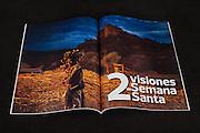 """""""2 Visiones de Semana Santa - La lucha del bien y el mal en el mundo Raramuri,"""" Mexico Desconocido 458, por Rodrigo Cruz."""