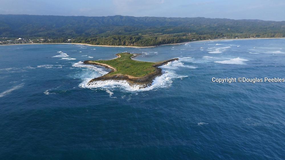 Mokuauia, Goat Island, Windward Coast,  Oahu, Hawaii