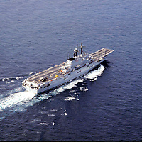 "aircraft carrier ""G. Garibaldi"""