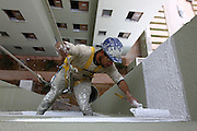 Jundiai_SP, Brasil...Minha Casa, Minha Vida. Na foto empreendimento Spazio Jandaia na cidade de Jundiai, Sao Paulo...Minha Casa, Minha Vida (My House, My Life). Spazio Jandaia building in Jundiai, Sao Paulo...Foto: MARCUS DESIMONI / NITRO....