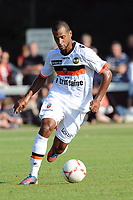 FOOTBALL - FRIENDLY GAMES 2012/2013 - STADE RENNAIS v FC LORIENT - 21/07/2011 - PHOTO PASCAL ALLEE / DPPI - ALAIXYS ROMAO (FCL)