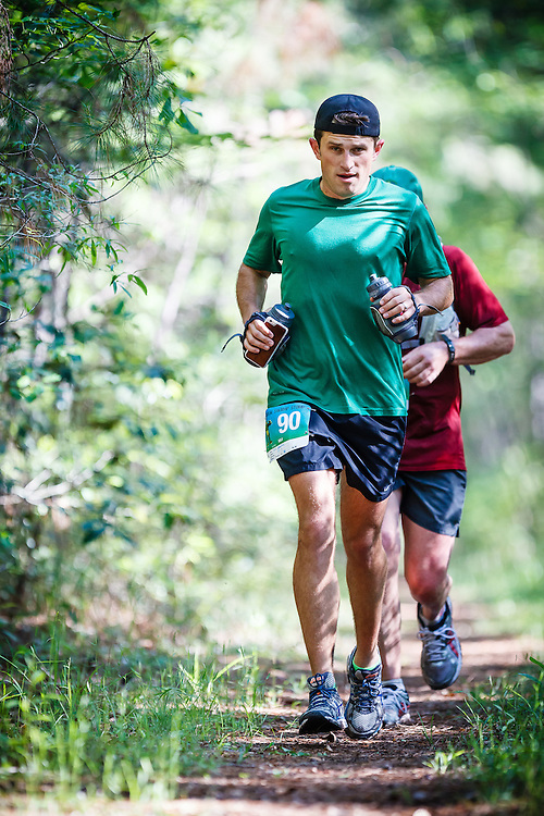 Images from the 2015 Wambaw Swamp Stomp 50 mile and 50k races in the Francis Marion Forest near Charleston, South Carolina.