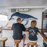 The Kona, Hawaii Aggressor Fleet liveaboard boat, Photo © William Drumm, 2013.
