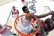 McLean Jamel<br /> Olimpia EA7 Emporio Armani Milano Openjobmetis Varese<br /> Basket Serie A 2016/2017<br /> Milano 16/10/2016<br /> Foto Ciamillo-Castoria