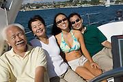 Family on Sailboat