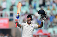 Cricket - India v West Indies 1st Test Day 3 Kolkata