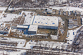 Frito Lay Plant Construction Aerial Photography 2/15