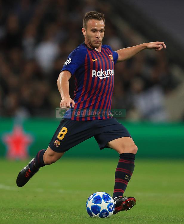 صور مباراة : توتنهام - برشلونة 2-4 ( 03-10-2018 )  38927680