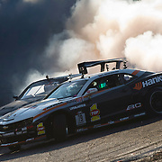 June 23, 2012:  Conrad Grunewald (79) in his 2010 Chevy Camaro SS  competes during  round four of the Formula Drift championship at Wall Speedway in Wall Township, New Jersey .   (Credit Image: © Kostas Lymperopoulos/Cal Sport Media)