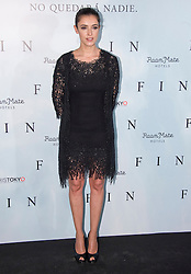 Blanca Romero attends a photocall for 'Fin', Room Mate Oscar Hotel, Madrid, Spain, November 20, 2012. Photo by Oscar Gonzalez / i-Images...SPAIN OUT
