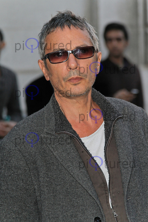 LONDON - SEPTEMBER 18: Leos Carax attended the UK film premiere of 'Holy Motors' at the Curzon Mayfair cinema, London, UK. September 18, 2012. (Photo by Richard Goldschmidt)