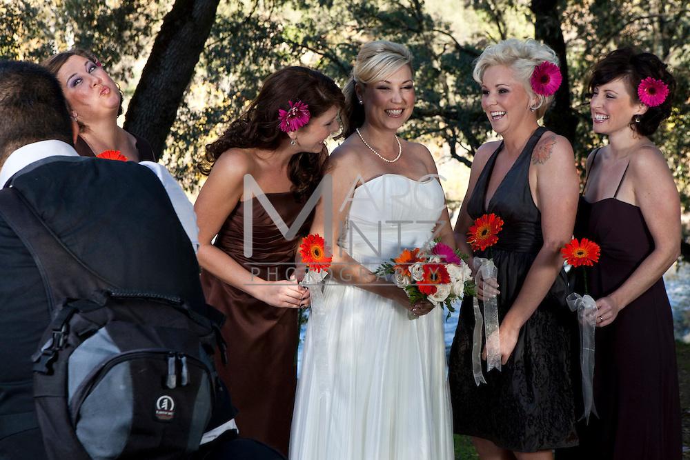 Dave and Emilie's wedding.  Coloma, California.  November 28, 2009.
