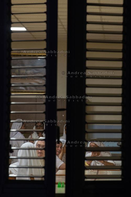 Roma, 14/07/2017: Collegio di Sant'Anna<br /> &copy; Andrea Sabbadini