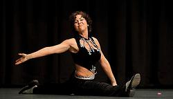 18.09.2010, Kammersäle, Graz, AUT, Fitness World Championships und Adonis Model Contest, im Bild Elisabeth Herzog (HUN),   EXPA Pictures © 2010, PhotoCredit: EXPA/ picturES