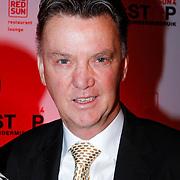 NLD/Blaricum/20121104 - Benefietavond The Red Sun Blaricum  t.b.v. Stop Kindermisbruik, Louis van Gaal