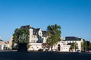 Rotes Schloss, Platz der Demokratie, Weimar, Thüringen, Deutschland | Rotes Schloss, Weimar, Thuringia, Germany