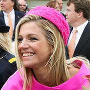 NLD/Makkum/20080430 - Koninginnedag 2008 Makkum, prinses Maxima