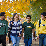 George Mason University Campus, Fairfax, VA. For INTO Partnerships and GMU
