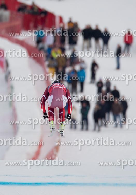 19.01.2016, Streif, Kitzbuehel, AUT, FIS Weltcup Ski Alpin, Kitzbuehel, 1. Abfahrtstraining, Herren, im Bild Aksel Lund Svindal (NOR) // Aksel Lund Svindal of Norway in action during 1st Training of the men's Downhill Race of Kitzbuehel FIS Ski Alpine World Cup at the Streif in Kitzbuehel, Austria on 2016/01/19. EXPA Pictures © 2016, PhotoCredit: EXPA/ Johann Groder