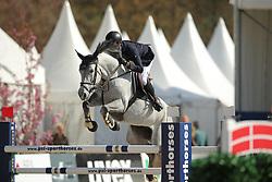 Rivetti, Cassio (UKR) Fine Fleur Du Marais<br /> Hagen - Horses and Dreams 2016<br /> © Stefan Lafrentz