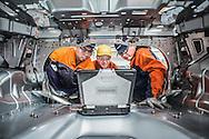 CHINA / Chengdu  /  <br /> <br /> Volvo Cars Plant in Chengdu / Workshop A<br /> <br /> &copy; Daniele Mattioli for Volvo Cars Sweden