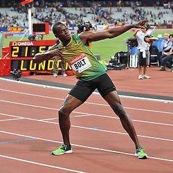 IAAF Diamond League | London Olympic Stadium | 26 July 2013