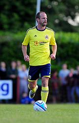 Bristol City's Louis Carey - Photo mandatory by-line: Dougie Allward/JMP - Tel: Mobile: 07966 386802 03/07/2013 - SPORT - FOOTBALL - Bristol -  Ashton and Backwell United V Bristol City - Pre Season Friendly