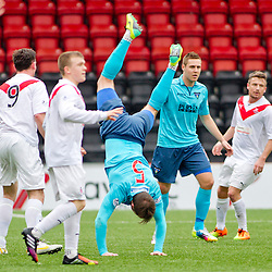 Airdrieonians v Dunfermline | Scottish League One | 5 April 2014