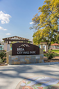 Brea City Hall Park