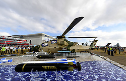 November 10, 2018 - Zhuhai, Zhuhai, China - Zhuhai,CHINA-The Z-10 ME Helicopter can be seen at the Zhuhai Airshow in Zhuhai, south China's Guangdong Province. (Credit Image: © SIPA Asia via ZUMA Wire)