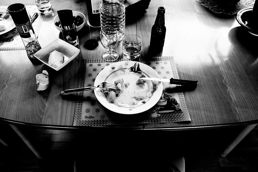 Déjeuner sur l'Archange.