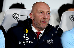 Queens Park Rangers manager Ian Holloway - Mandatory by-line: Robbie Stephenson/JMP - 31/03/2017 - FOOTBALL - iPro Stadium - Derby, England - Derby County v Queens Park Rangers - Sky Bet Championship