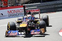 MOTORSPORT - F1 2013 - GRAND PRIX OF MONACO / GRAND PRIX DE MONACO - MONTE CARLO (MON) - 23 TO 26/05/2013 - PHOTO ALEXANDRE GUILLAUMOT / DPPI - 18 VERGNE JEAN-ERIC (FRA) - TORO ROSSO STR8 FERRARI - ACTION