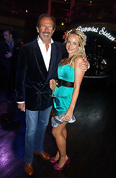 TONY LONSDALE and his daughter TAMSIN LONSDALE at a Lonsdale Supper Club party held at the Cafe de Paris, Coventry Street, London on 28th September 2006.<br /><br />NON EXCLUSIVE - WORLD RIGHTS