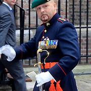 NLD/Den Haag/20110920 - Prinsjesdag 2011, Marco Kroon