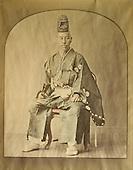 Daimyo Feudal Lord 1860s