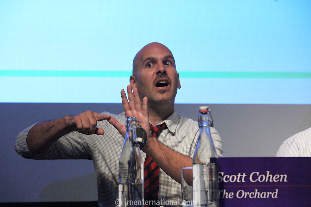 Scott Cohen, The Orchard