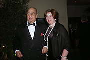 Desmond de Silva and his wife Princess Katarina of Yugoslavia.  Andy & Patti Wong's Chinese New Year party to celebrate the year of the Rooster held at the Great Eastern Hotel, Liverpool Street, London.29th January 2005. The theme was a night of hedonism in 1920's Shanghai. . ONE TIME USE ONLY - DO NOT ARCHIVE  © Copyright Photograph by Dafydd Jones 66 Stockwell Park Rd. London SW9 0DA Tel 020 7733 0108 www.dafjones.com