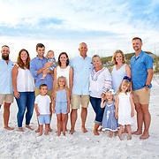Cox (Donna) Family Beach Photos