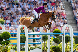 DINIZ Luciana (POR), Fit For Fun 13<br /> Aachen - CHIO 2019<br /> Rolex Grand Prix 1. Umlauf<br /> Teil des Rolex Grand Slam of Show Jumping, Der Große Preis von Aachen. Springprüfung mit zwei Umläufen und Stechen <br /> 21. Juli 2019<br /> © www.sportfotos-lafrentz.de/Stefan Lafrentz
