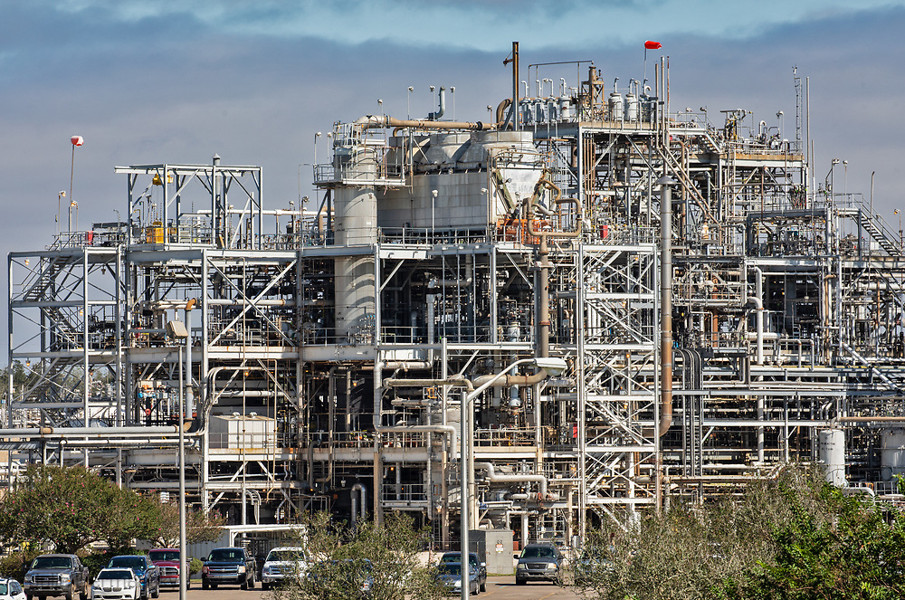 Denka Performance Elastomer plant in LaPlace. Louisiana, the only plant in the United States that emitts chloroprene.