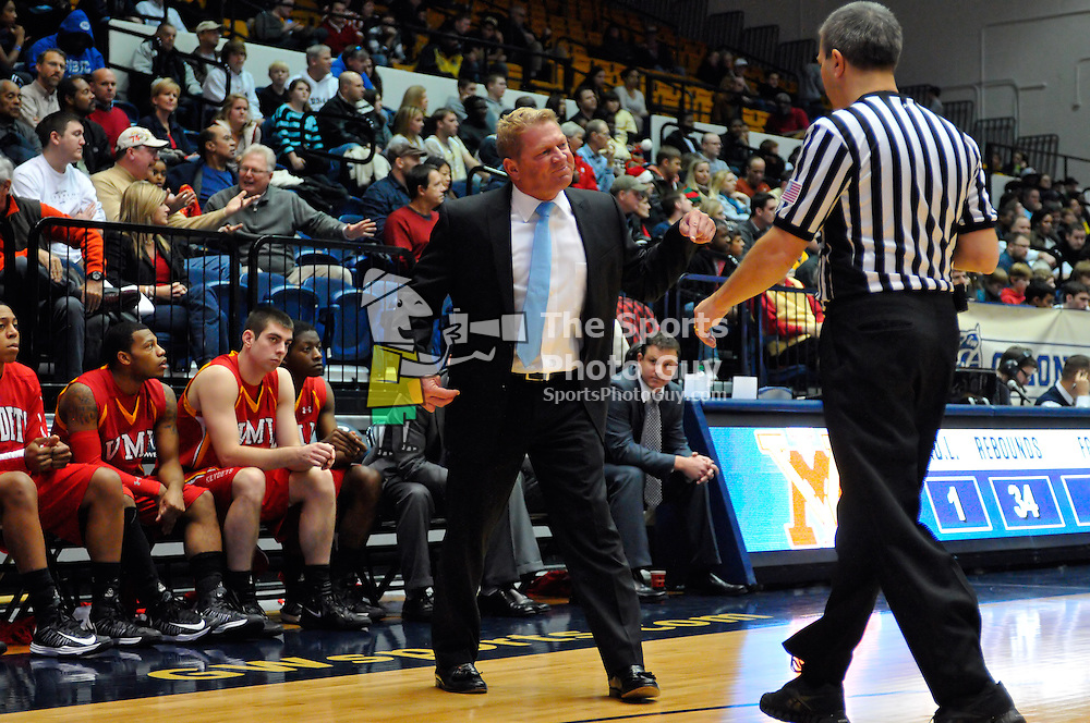 NCAA Men's Basketball: VMI Keydets fall short at George Washington, 67-76