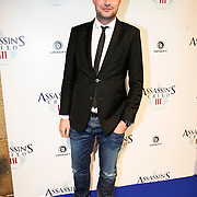NLD/Amsteram/20121025- Lancering Assassin's Creed game, Lange Frans Frederiks