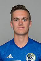 10.07.2017; Luzern; FUSSBALL SUPER LEAGUE - FC Luzern;<br /> Dario Ulrich (Luzern) <br /> (Martin Meienberger/freshfocus)